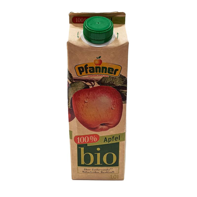 pfanner suc de mere bio 100%
