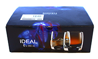 ideal set pahare pentru whiskey 290 ml