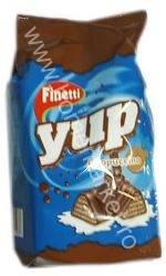 yup napolitane cu crema de cappuccino glazurate