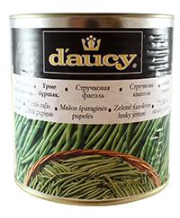 daucy fasole verde