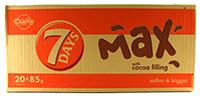 7 days max croissant cu ciocolata