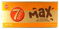 7 days max croissant cu sampanie