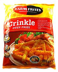 farmfrites cartofi oven crinkle