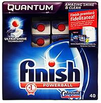 calgonit finish quantum max tablete