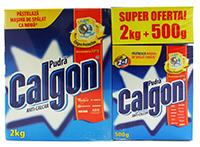 calgon anticalcar pentru masina de spalat rufe + 500 g gratis