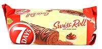 7 days rulada cu cacao