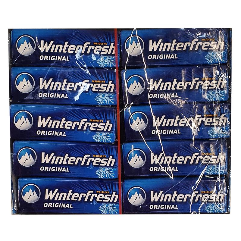 winterfresh original pastile