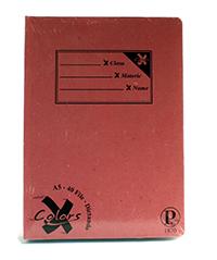 pigna caiet a5/40 file/d basic