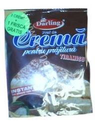 darling crema pentru prajituri tiramisu
