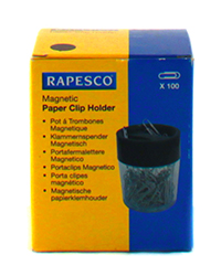 rapesco dispenser magnetic cu 100 agrafe