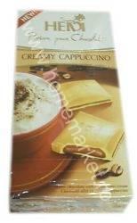 heidi creamy cappuccino