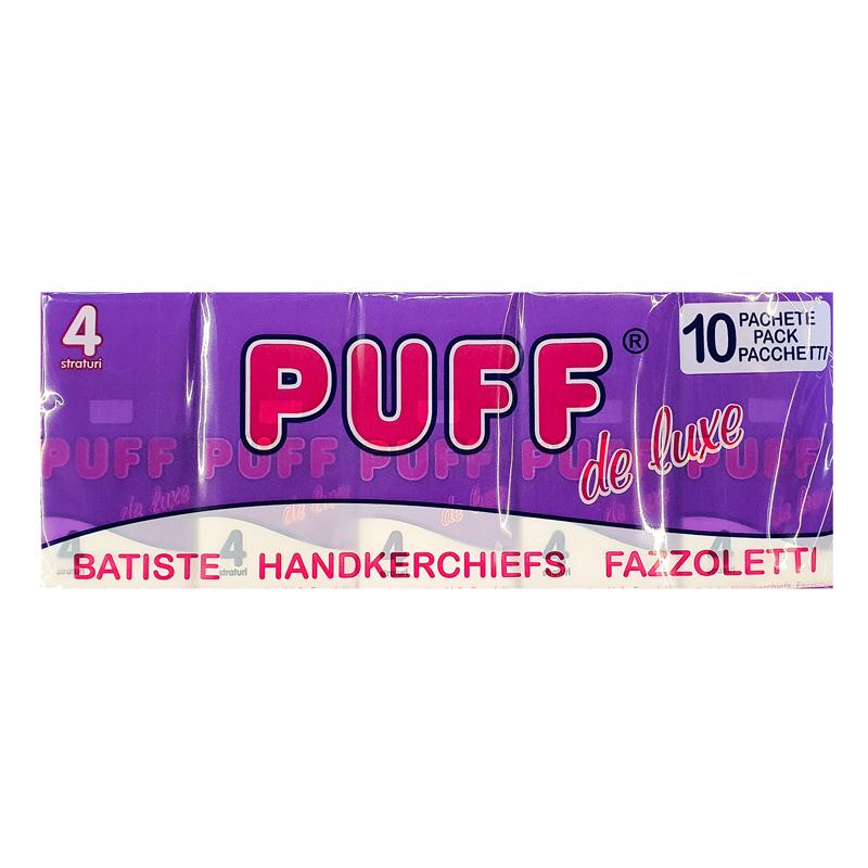 puff batiste igienice selecte 4 straturi