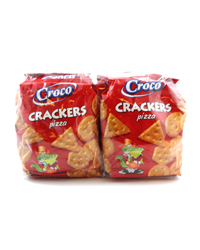 croco crackers pizza