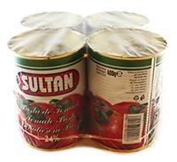 sultan pasta de tomate 24 %