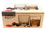 pasabache set pahare tango pentru whiskey 307 ml