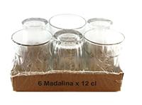 uniglass set pahare madalina pentru vodka 115 ml