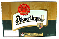 pilsner urquell bere la sticla nereturnabila