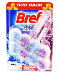 bref power aktiv lavender duo pack odorizant wc