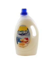 evrika detergent lichid marsilia lilla + 1 l promo