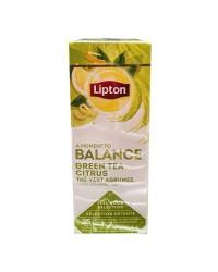 lipton ceai verde cu citrice