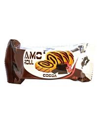 amoreti mini rulada cu cacao