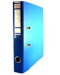 rtc biblioraft lux din plastic albastru a4 5cm