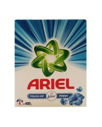 ariel detergent touch of lenor