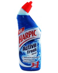 harpic wc active fresh marin