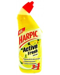 harpic wc active fresh citrus