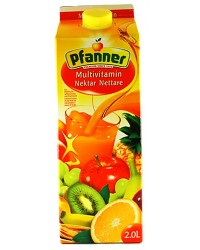 pfanner suc de multivitamin 50%