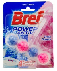 bref power aktiv fresh flowers odorizant wc