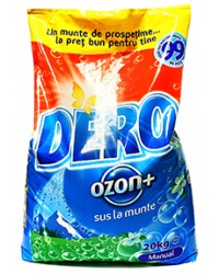 dero activ detergent manual