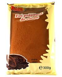 pion foi cu cacao pentru prajituri