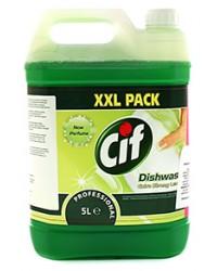 cif detergent profesional pentru vase