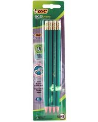 bic creioane evolution 655 hb cu radiere