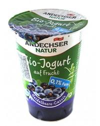 andechser iaurt cu afine 0.1%