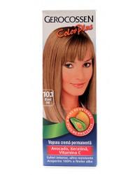 Gerocossen Color Plus Vopsea De Par 101 Blond Bej Homemarketro
