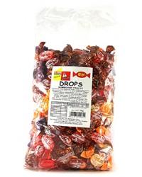 cipi dropsuri asortate cu fructe