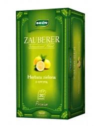 zauberer ceai verde cu lamaie