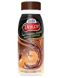 zuzu dolce lapte cu ciocolata
