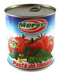 merve pasta de tomate