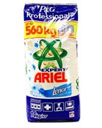ariel expert detergent lenor fresh