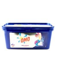 omo detergent trio capsule color