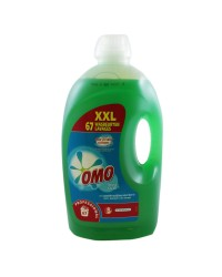 omo detergent lichid action clean
