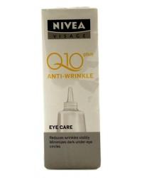 nivea visage crema q10 pentru ochi