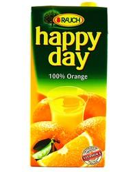 happy day suc de portocale 100%