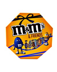 m&m friends