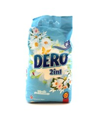 dero detergent 2 in 1 iris alb