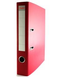 herlitz biblioraft rosu a4/5 cm