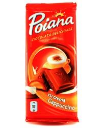 poiana ciocolata cu crema cappucino